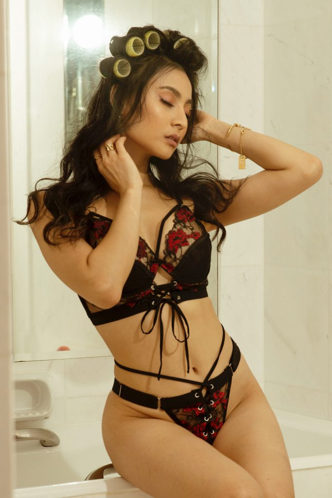 Julita Lingerie Set